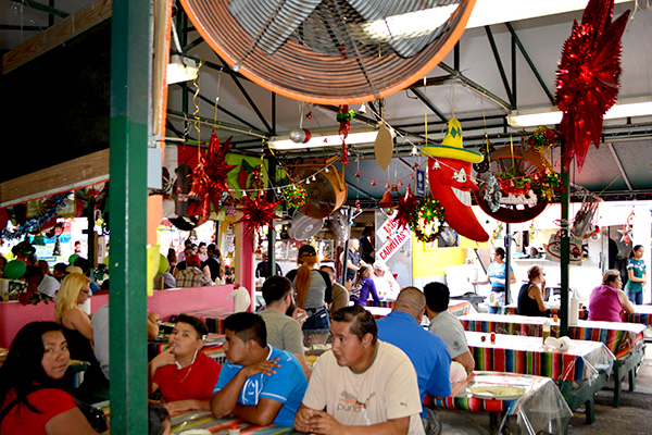 Taqueria Aztlan of Redland Market Village