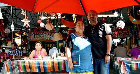 Taqueria Aztlan; A delicious trip to Mexico
