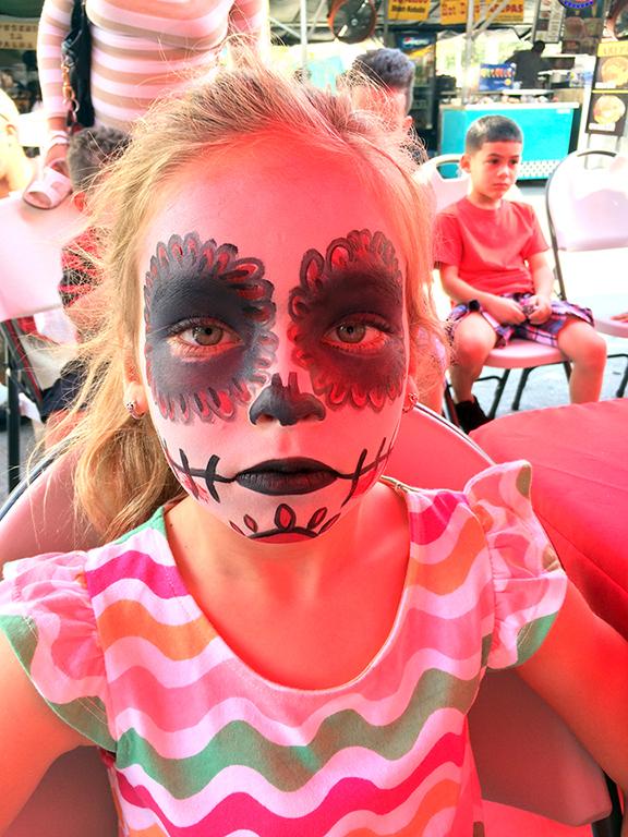 Redland-Market-Village-Kids-Face-Painting-3