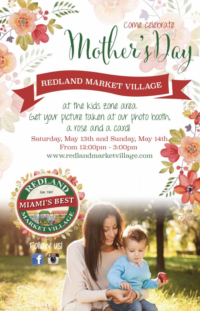 Redland Mother's Day!