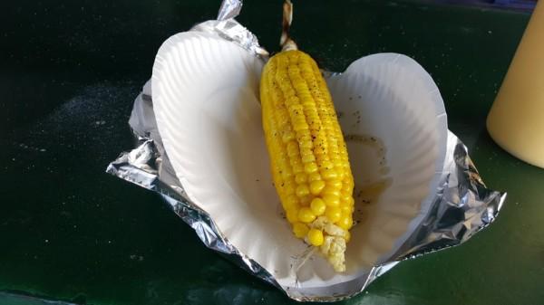 Corn on the Cob - Courtesy Photo Tracie H. on Yelp.com