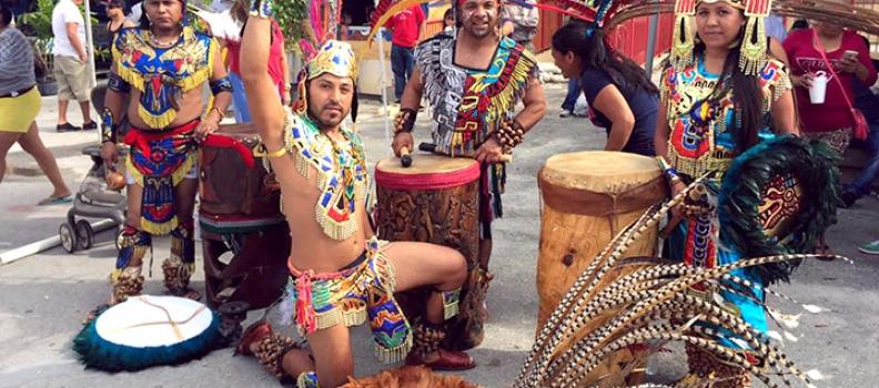 Danza Traditional Azteca – TLOKE NAHUAKE