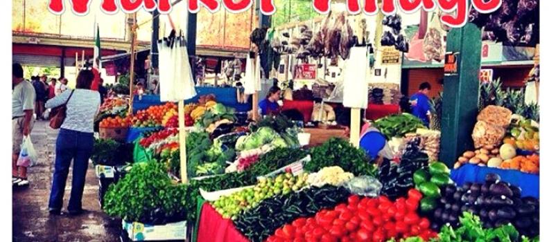 Fresh Natural Vegetables & Shops!