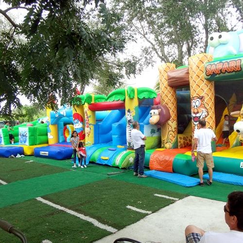 Redland-Market-Village-Kids-Jumping-Castles