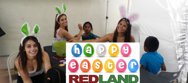 Easter Sunday at Redland Market Village