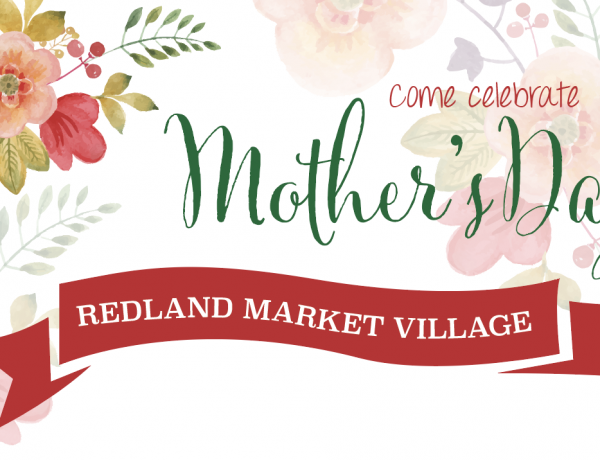 Join us to celebrate Mom this Mother's Day!